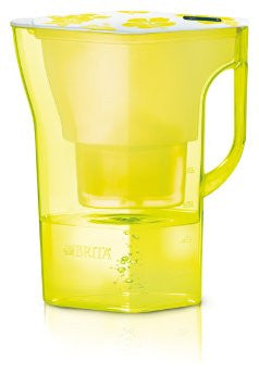 Brita Navelia Colour Edition (Cruiser Blue/Midnight Yellow) - Water Filters