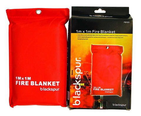 Blackspur BB-FB101 Fire Blanket - Home & Living