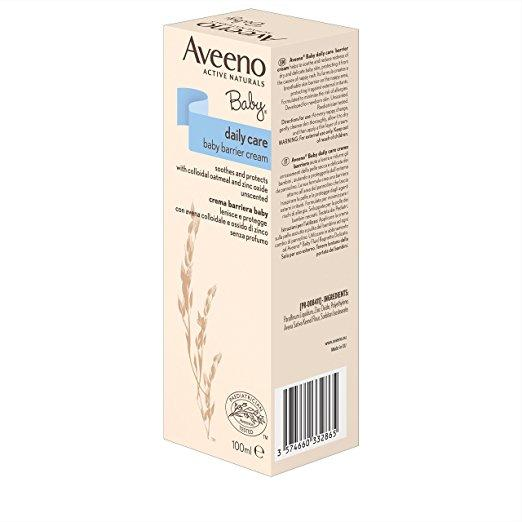 Aveeno Baby Barrier Cream 100ml - Skincare