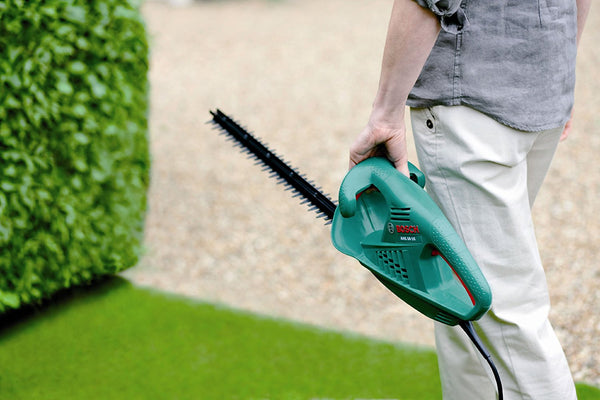 Bosch AHS 50-16 Electric Hedge Cutter, 500 mm Blade Length, 16 mm Tooth Opening - Home & Living