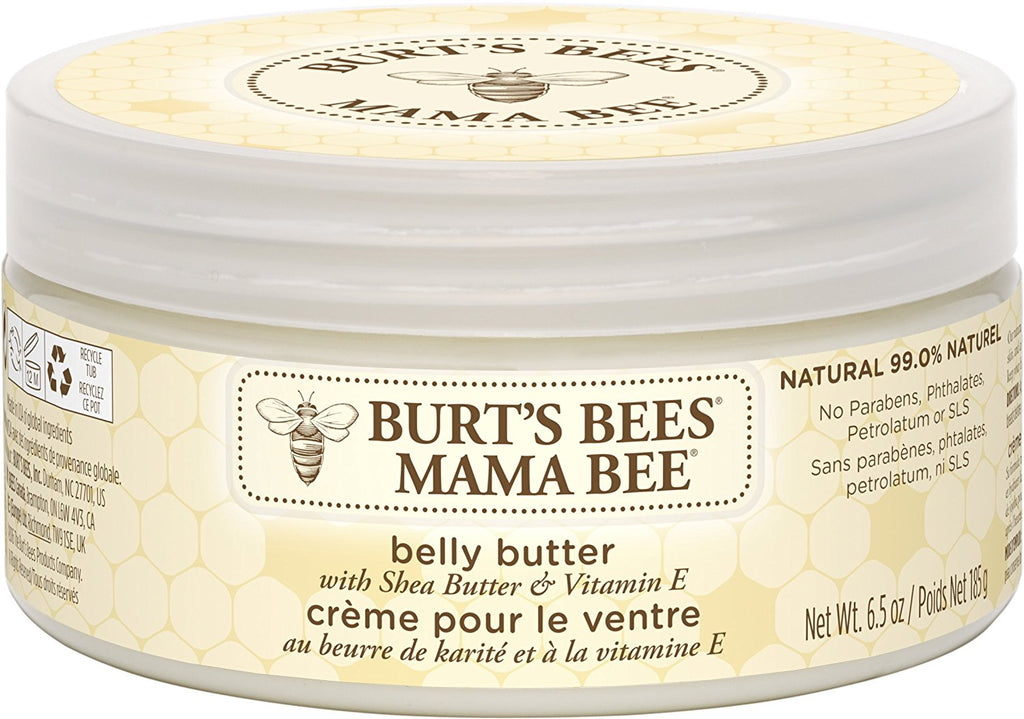 Burt's Bees Mama Bee Belly Butter 185g/6.6 oz - Skincare