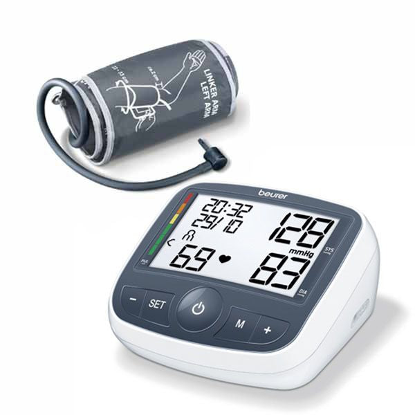 Beurer BM 40 Upper Arm Blood Pressure Monitor - Healthcare