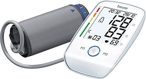 Beurer BM 45 Upper Arm Blood Pressure Monitor - Healthcare