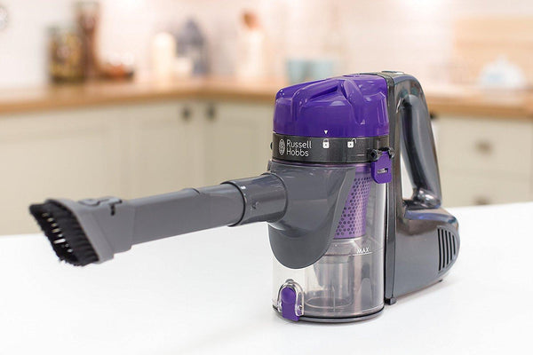 Russell Hobbs RHCHS1001 Turbo Lite 3-in-1 Corded Handheld Stick Vacuum Cleaner - Home & Living