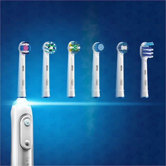 Oral-B Precision Clean Replacement Brush Heads - Pack of 9 - Dentalcare