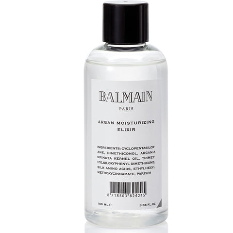 Balmain Hair Argan Moisturising Elixir (100ml) - Beauty