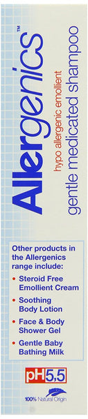 Allergenics Shampoo 200ml - Beautycare