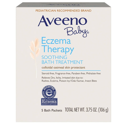 Aveeno Baby Soothing Bath Treatment - Skincare