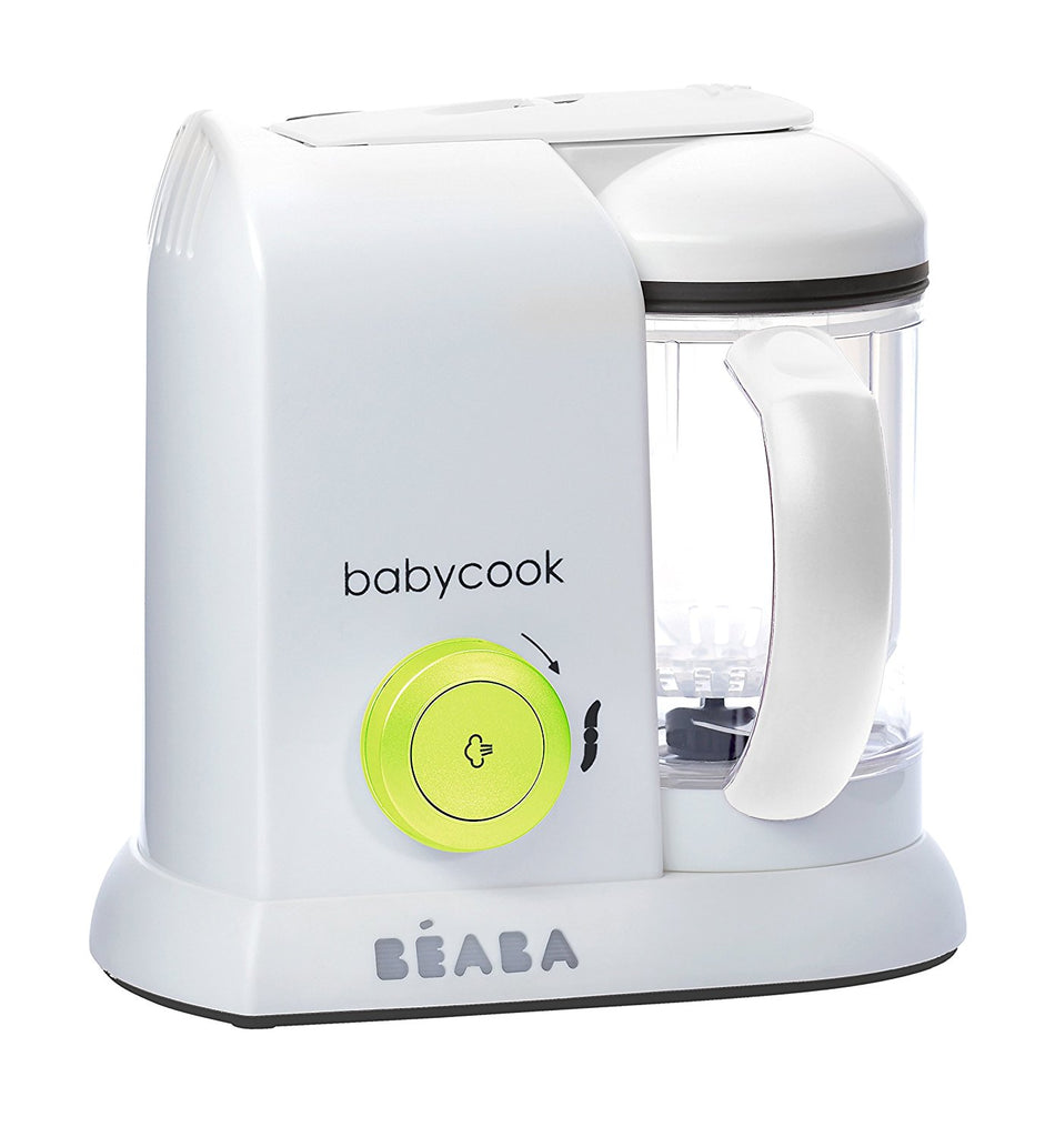 Beaba Babycook Food Processor (Neon) - Mother Baby & Kids