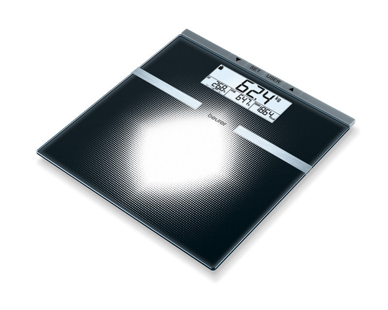 Beurer BG 21 Diagnostic Bathroom Scale - Healthcare