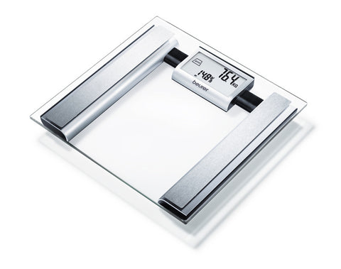 Beurer Glass Diagnostic Scale - BG 39 - Healthcare
