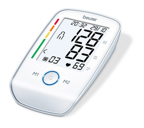 Beurer Upper Arm Blood Pressure Monitor - BM 45 - Healthcare