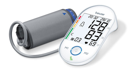 Beurer Upper Arm Blood Pressure Monitor - BM 55 - Healthcare