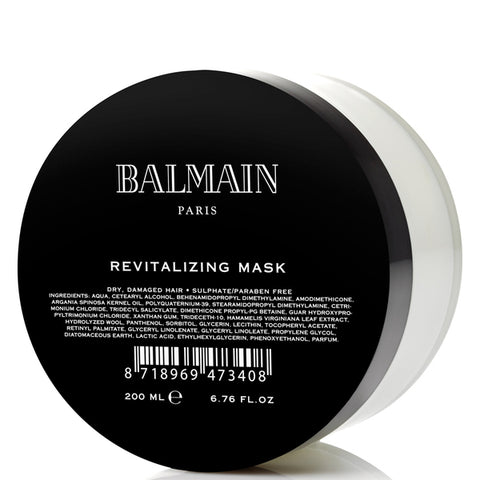 Balmain Hair Revitalising Mask (200ml) - Beauty