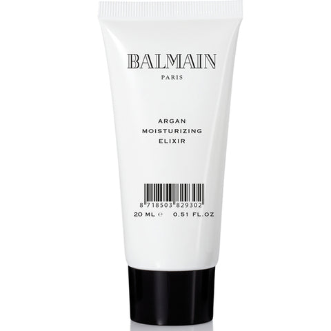 Balmain Hair Argan Moisturising Elixir (20ml) (Travel Size) - Beauty