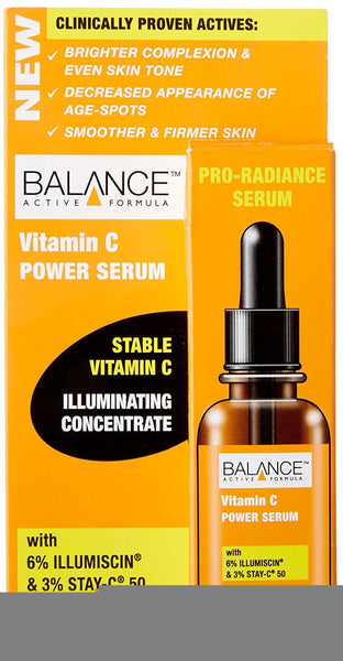 Balance Cosmetics Active Formula Vitamin C Power Serum 30 ml - Skincare