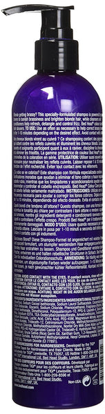 Bed Head Dumb Blonde Purple Toning Shampoo 400 ml - Beautycare
