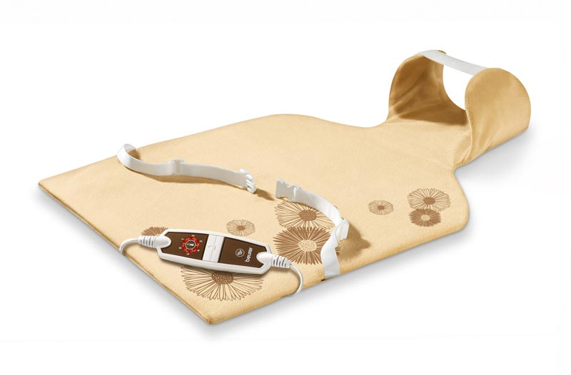 Beurer HK 58 Cosy Back and Neck Heat Pad - Electric Blankets & Pain Relief