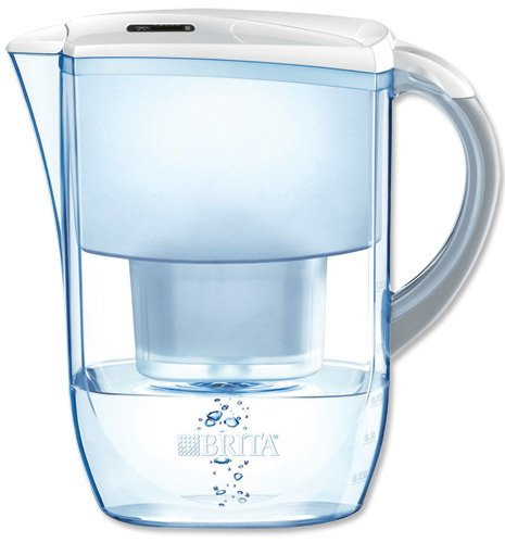Brita Fjord 2.6L with 1 Maxtra (White) - Water Filters