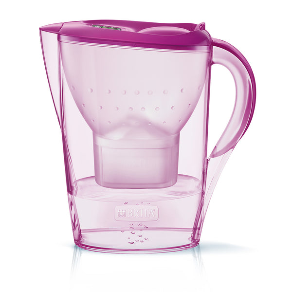 Brita Marella 2.4L Water Jug with 1 Maxtra Filter (Tulip) - Water Filters
