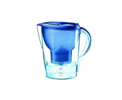 Brita Marella 3.5 XL Water Jug with 1 Maxtra Plus (Navy Blue) - Water Filters