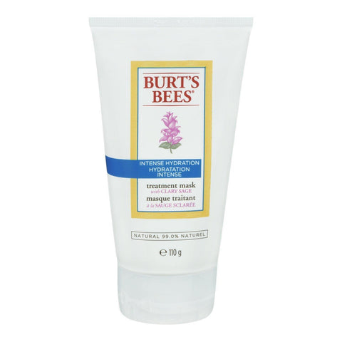 Burt's Bees Intense Hydration Treatment Mask, 110g - Skincare