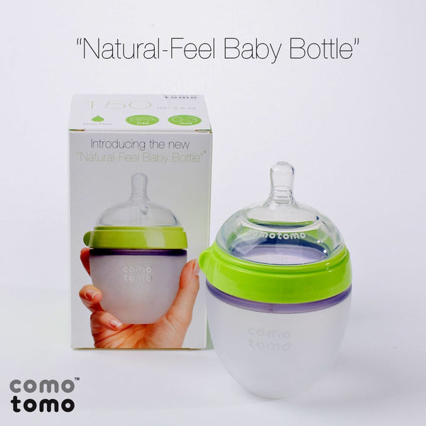 Como tomo Baby Bottle 5oz/150ml (Green) - Mother Baby & Kids
