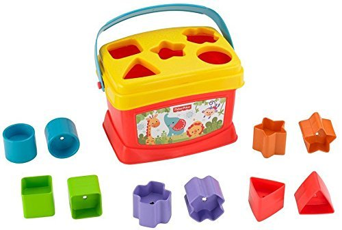 Fisher-Price Baby's First Blocks - Toys