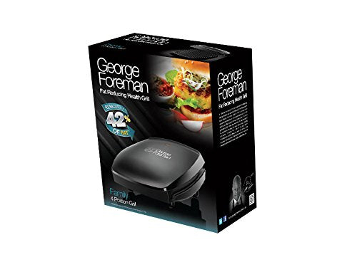 George Foreman Family Grill Machine 4 portion - Home & Living