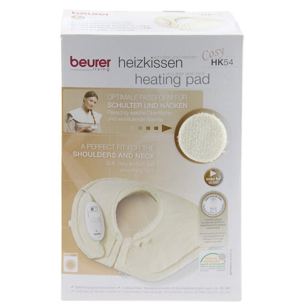 Beurer HK 54 Shoulder and Neck Heat Pad - Electric Blankets & Pain Relief