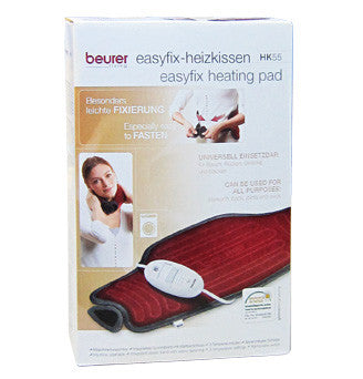 Beurer HK 55 Easyfix Heat Pad - Electric Blankets & Pain Relief