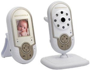 Motorola MBP28 Digital Video & Camera Baby Monitor 1.8inch Colour LCD Screen New Baby Monitor - Mother Baby & Kids