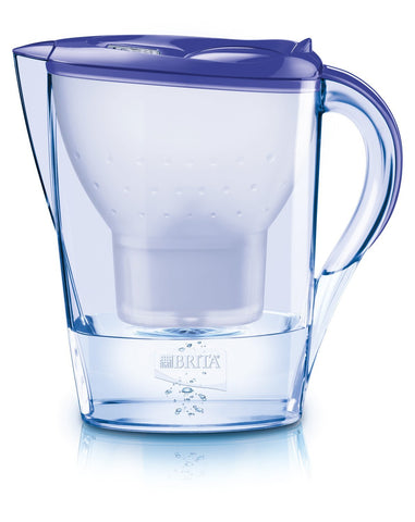 Brita Marella Water Filter Jug, 2.4L (Lavender) - Water Filters