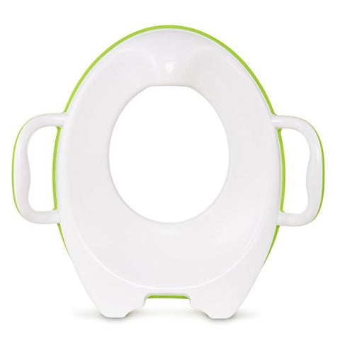 Munchkin Sturdy Potty Seat (Green) - Mother Baby & Kids