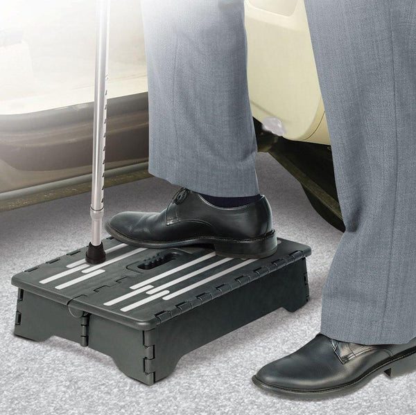 North American Healthcare Portable Folding Step - Healthcare