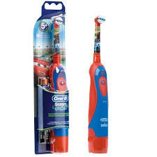 Oral-B Pro-Health Stages Disney Cars Battery Toothbrush Electric Toothbrush - Dentalcare