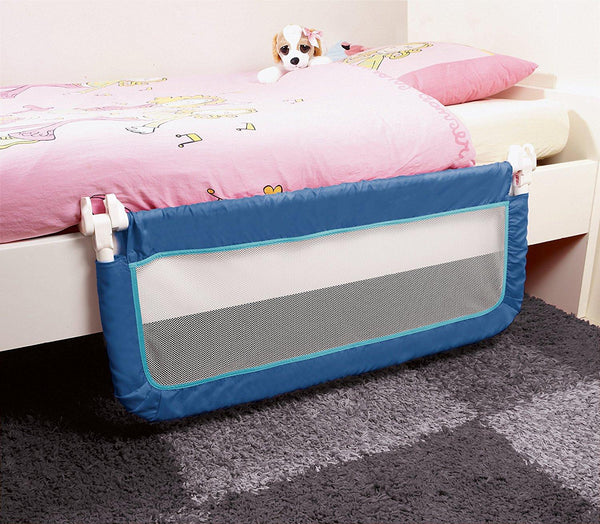 Safety 1st Portable Bed Rail, Blue - Mother Baby & Kids