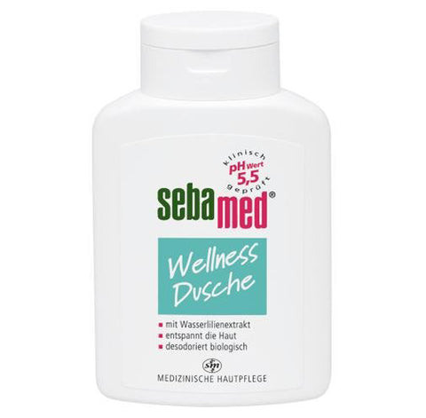 Sebamed Wellness Shower, 200 ml pack of 3 - Skincare