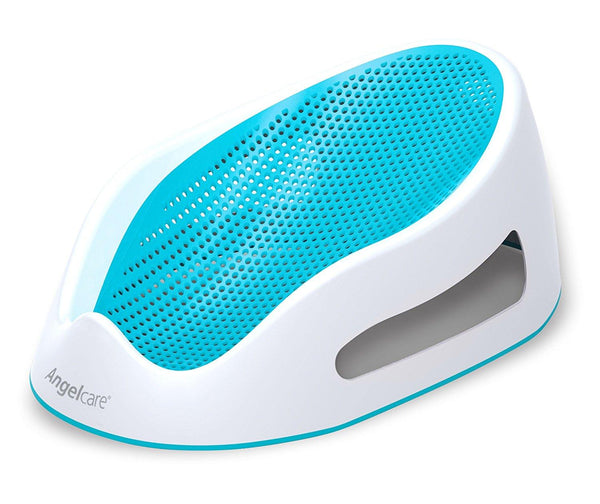 Angelcare Soft Touch Bath Support - Aqua - Mother Baby & Kids