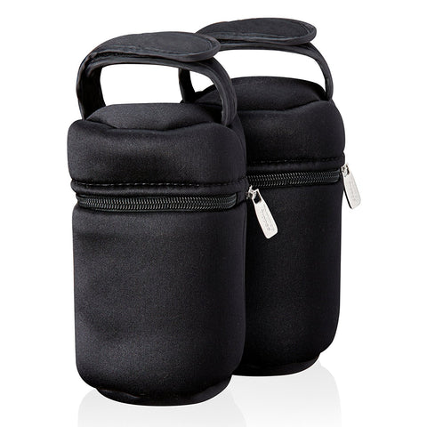 Tommee Tippee Closer to Nature Insulated Bottle Bag (pack of 2)