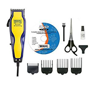 Wahl Premium Pet Clipper Trim Set 9269-810 (Blue/Yellow) - Petcare