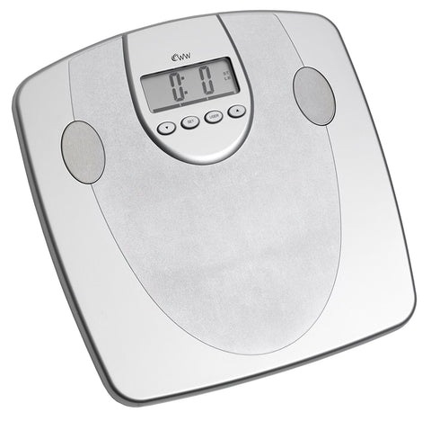 Weight Watchers 8991BU Precision Body Analyser Digital Electronic Bathroom Scale - Healthcare