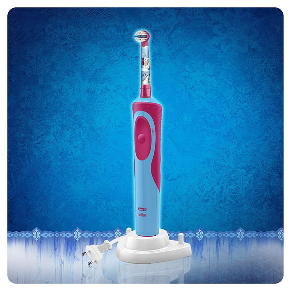 Oral-B Stages Power Kids Electric Toothbrush Featuring Frozen Characters - Dentalcare