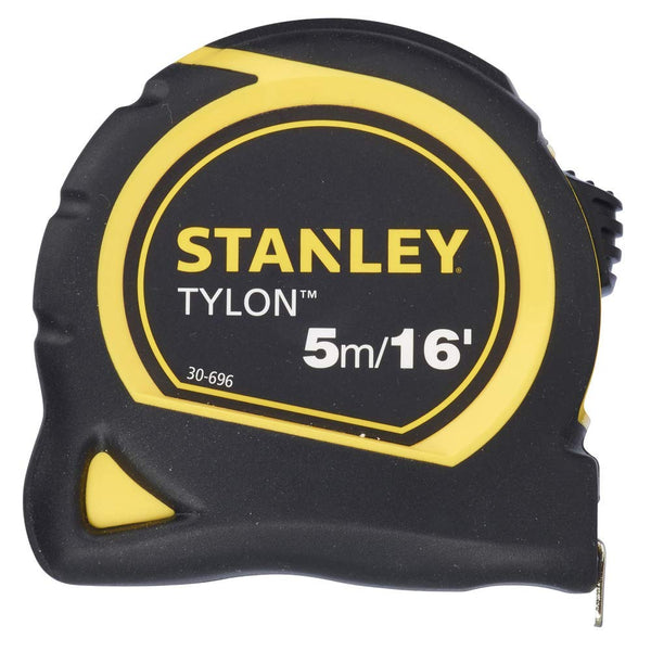 Stanley STA030696 Pocket Tylon Tape, 5 m/16 feet (19 mm) - Multi-Colour