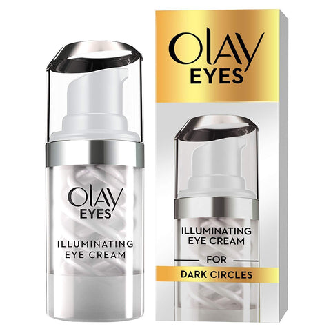 Olay Eyes Illuminating Eye Cream for Dark Circles, 15 ml