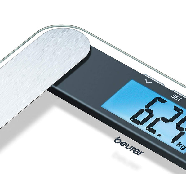 Beurer BF 220 Glass Bathroom Scale - Healthcare