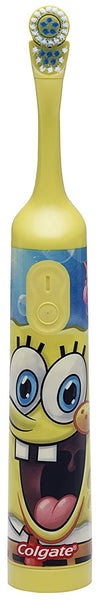 Colgate Spongebob Squarepants Toothbrush (Yellow) - Dentalcare