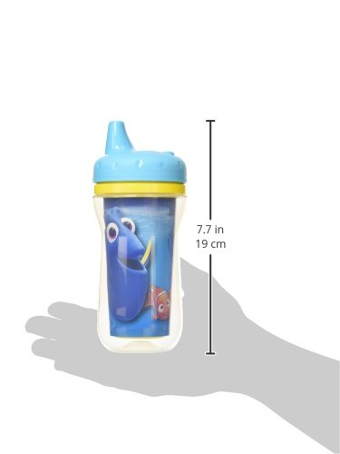 Finding Dory 90z/266ml Insulated Sippy Cups 9m+ (Colors and Design May Vary)