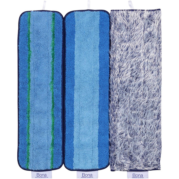 Bona Microfiber Pad Pack - Home & Living