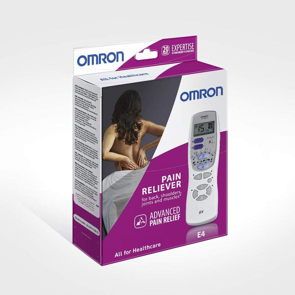 Omron E4 Tens Machine - Healthcare
